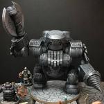Figura warhammer para impresora 3d gratis