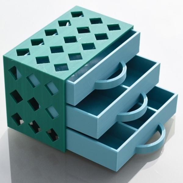 Caja 3d para impresora 3d gratis